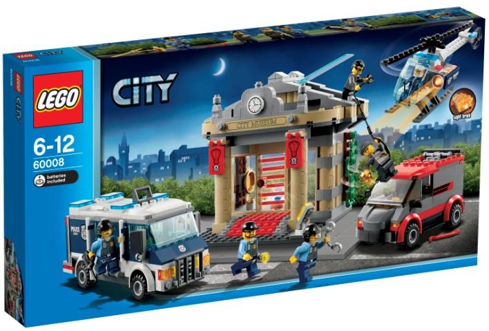 LEGO® City 60008 - Museums-Raub