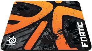 SteelSeries QcK+ Fnatic Asphalt Edition Gaming Mauspad