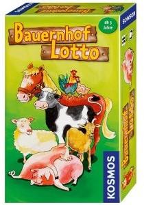 Bauernhof-Lotto
