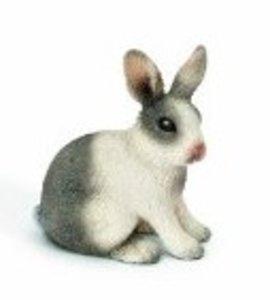 Schleich 13673 - Farm Life: Kaninchen, sitzend