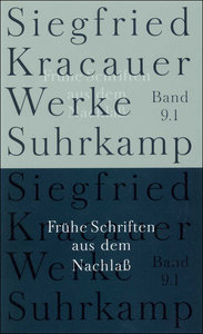 Frühe Schriften aus dem Nachlaß, 2 Tle.