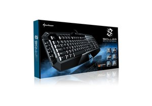 Sharkoon Skiller - Gaming Tastatur - Schwarz