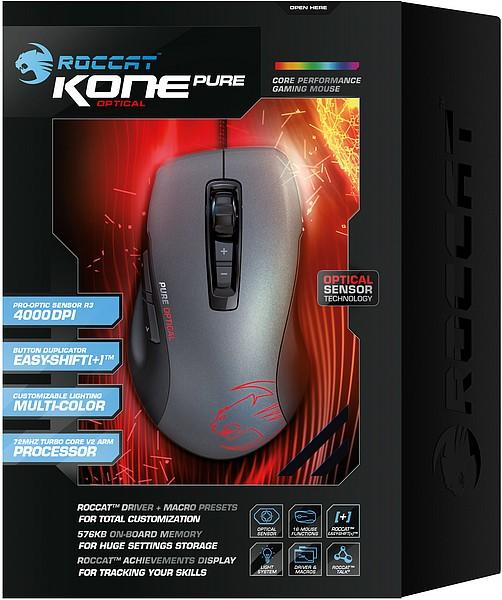 ROCCAT Kone Pure Optical - Core Performance Gaming Mouse, EU