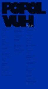 Popol Vuh: Original Werner Herzog Soundtracks