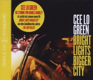 Bright Lights Bigger City (2track)
