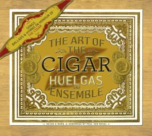 The Art of the Cigar, 1 Audio-CD