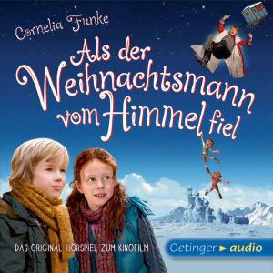 Als der Weihnachtsmann vom Himmel fiel, 1 Audio-CD