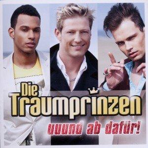 Uuund ab dafür!, 1 Audio-CD