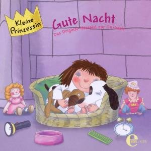 Kleine Prinzessin - Gute Nacht, 1 Audio-CD