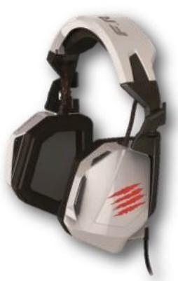 F.R.E.Q. 3 Headset, Kopfhörer, weiss