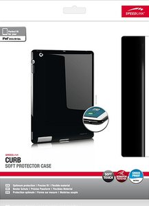 Speedlink SL-7152-BK CURB Soft Protector Case, Schutzhülle für A