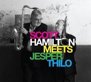 Scott Hamilton meets Jesper Th