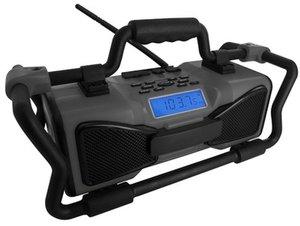 Jobsite Radio (Baustellen-Radio) TR15 - grau