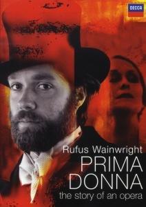 Rufus Wainwright - Prima Donna, 1 DVD