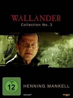 Wallander Collection No. 3 (Amaray)