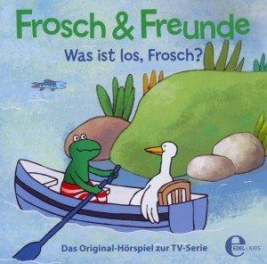 Was ist los, Frosch?, 1 Audio-CD