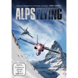Alps Flying, 1 DVD
