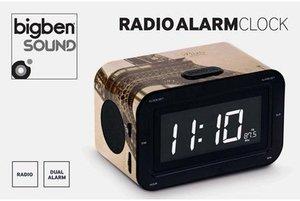 Radiowecker RR30, RADIO ALARMCLOCK - Paris