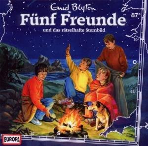 Fünf Freunde und das rätselhafte Sternbild, 1 Audio-CD