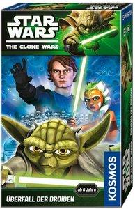 Kosmos 710910 - Star Wars: The Clone Wars?, Überfall der Droiden