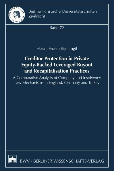 Creditor Protection in Private Equity-Backed Leveraged Buyout an