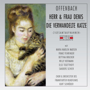 Chor Und Orchester Des Frankfurter Rundfunks: Herr & Frau De