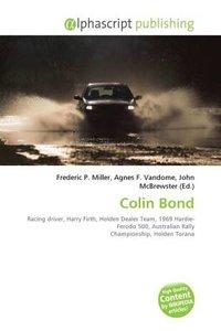 Colin Bond