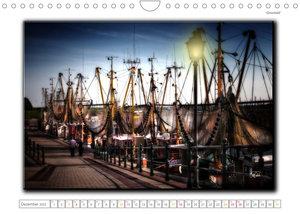 Ostfriesland - die bezaubernden alten Häfen (Wandkalender 2022 DIN A4 quer)
