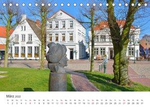750 Jahre Meldorf (Tischkalender 2022 DIN A5 quer)