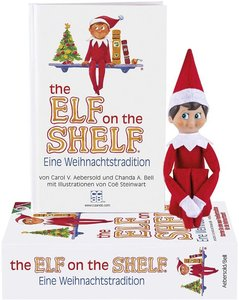 The Elf on the Shelf - Box Set Junge