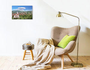 Premium Textil-Leinwand 45 cm x 30 cm quer Suderode (Harz) ? Pan