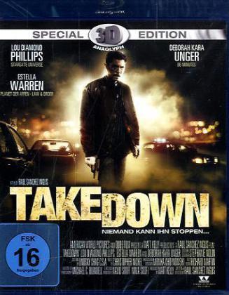 Take Down 3D-BluRay