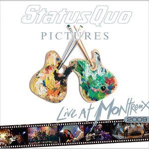 Pictures, Live At Montreux 2009, 1 Audio-CD