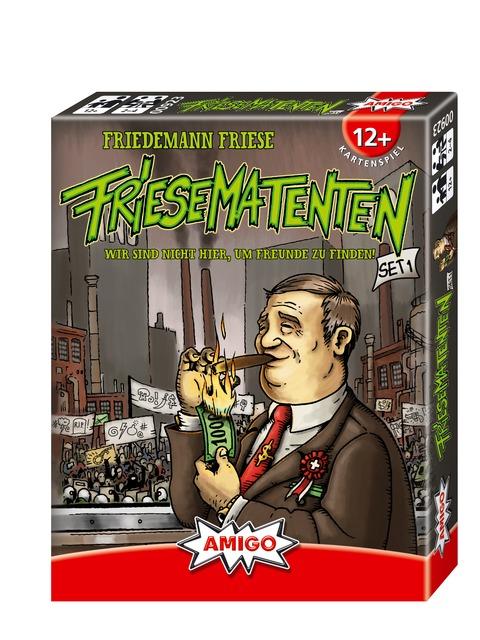 Friesematenten