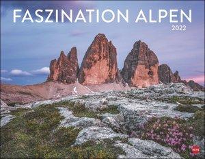 Faszination Alpen Kalender 2022
