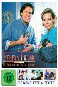 Dr. Stefan Frank - Die komplette 4. Staffel (3 DVDs)