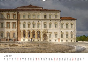 Piemont und Turin (Wandkalender 2021 DIN A2 quer)