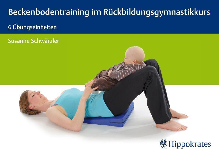 Beckenbodentraining im Rückbildungsgymnastikkurs