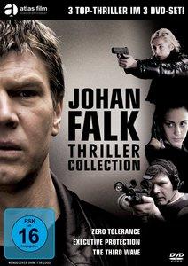 Johan Falk - Thriller Collection