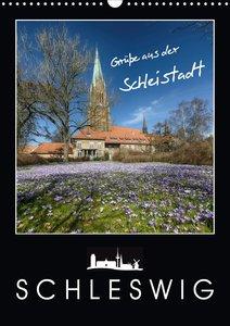Grüße aus der Schleistadt Schleswig (Wandkalender 2021 DIN A3 ho