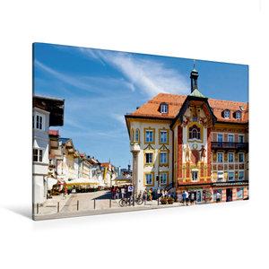 Premium Textil-Leinwand 120 cm x 80 cm quer Marienstift
