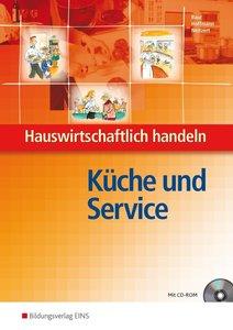 Küche und Service