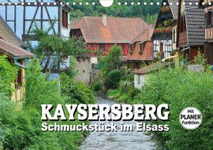 Kaysersberg - Schmuckstück im Elsass
