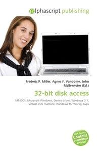 32-bit disk access
