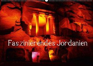 Faszinierendes Jordanien (Wandkalender 2021 DIN A2 quer)