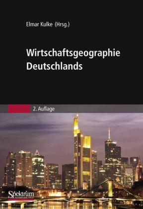 Wirtschaftsgeographie Deutschlands
