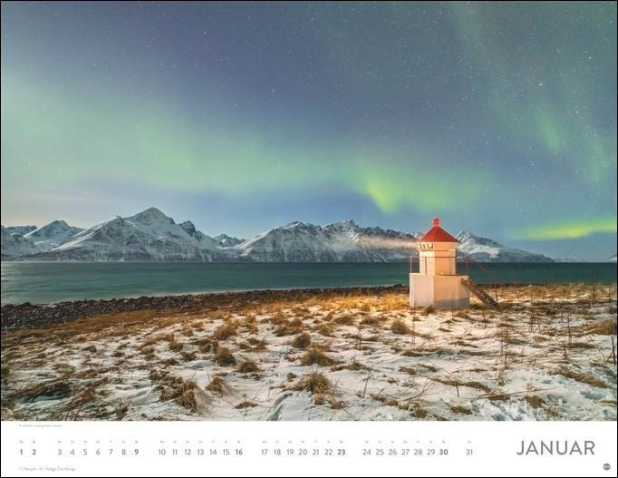 Leuchttürme Posterkalender 2022