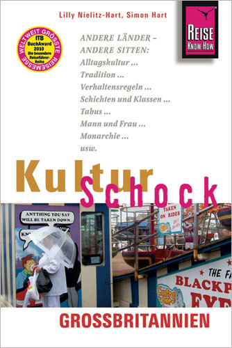 Reise Know-How KulturSchock Großbritannien