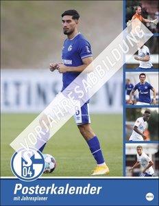 Schalke 04 Posterkalender  - 2022