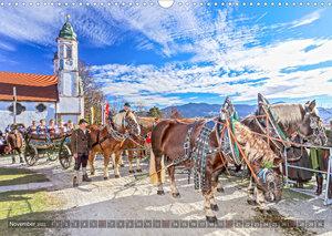 Heimat und Tradition - vom nördlichen Alpenraum bis München (Wandkalender 2022 DIN A3 quer)